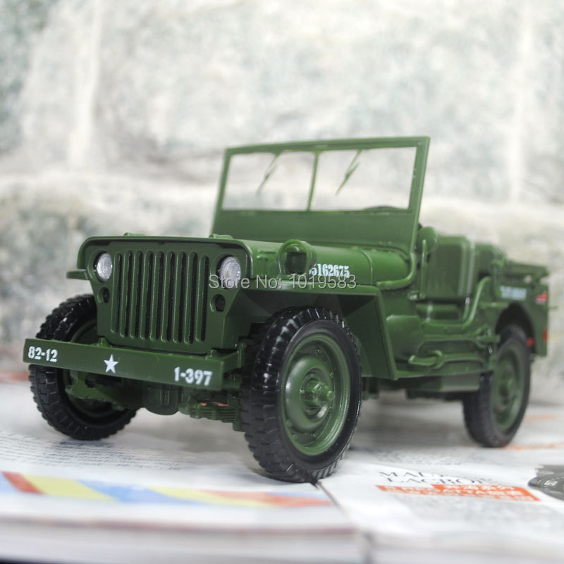 Popular Willys Jeep Toy Models Buy Cheap Willys Jeep Toy