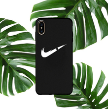 Nike iPhone Cases for iPhone X XS MAX XR 8 7 6 Plus