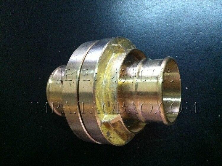 Marine brass fittings Antistatic Hose Fire Hose fittings copper fittings 65mm Fire каталог general fittings