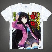 Unique Anime T-shirt 3d Imprimer Lycée DxD Issei Hyodo réir À Manches Courtes Casual Cosplay T-shirt Chemisette Masculina Unisexe tee
