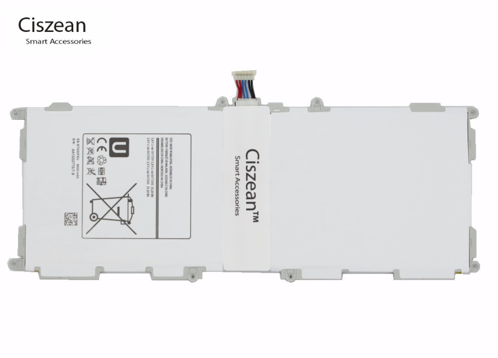 "2018 Battery EB-BT530FBC For SAMSUNG GALAXY TAB 4 10.1/"" SM-T530 SM-T535 SM-T537"