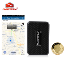 GPS Tracker Car 2G GSM Mini GPS Tracker Locator Localizador GPS Waterproof Magnet Voice Monitor 25 Days Standby Free Web App vehicle tracking device car gps tracker gsm locator 5000mah battery standby 90 days waterproof magnet free web app monitor