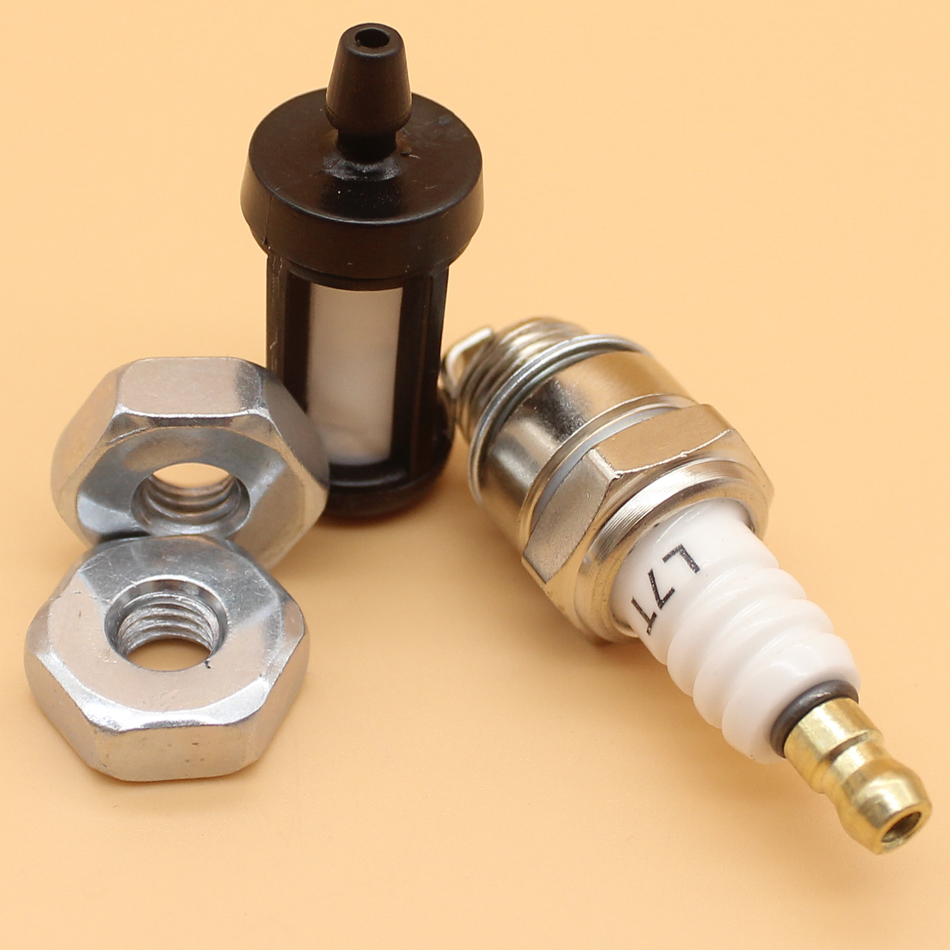 BAR NUT SPARK PLUG FUEL FILTER For ST MS180 MS192T MS170 MS200T MS210 MS230 MS240 MS250 MS260 MS290 MS390 MS441 MS460 CHAINSAW