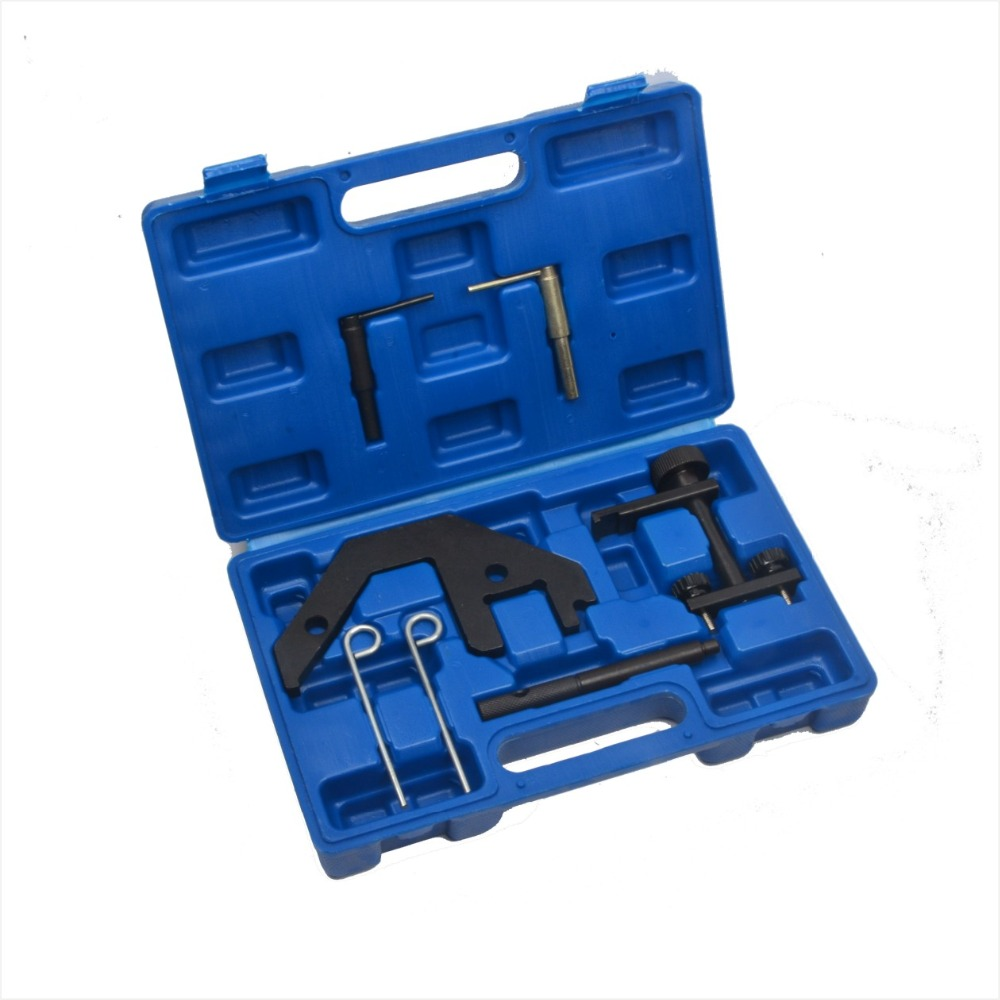 Engine Timing Tool Set For BMW 2.0D 2.5D 3.0D M47/M57 Land Rover 2.0D, 3.0D TD4/TD6 MG/Rover 2.0D Vauxhall/Opel 2.5D petrol engine timing tool kit for land rover freelander rover mgzt v6