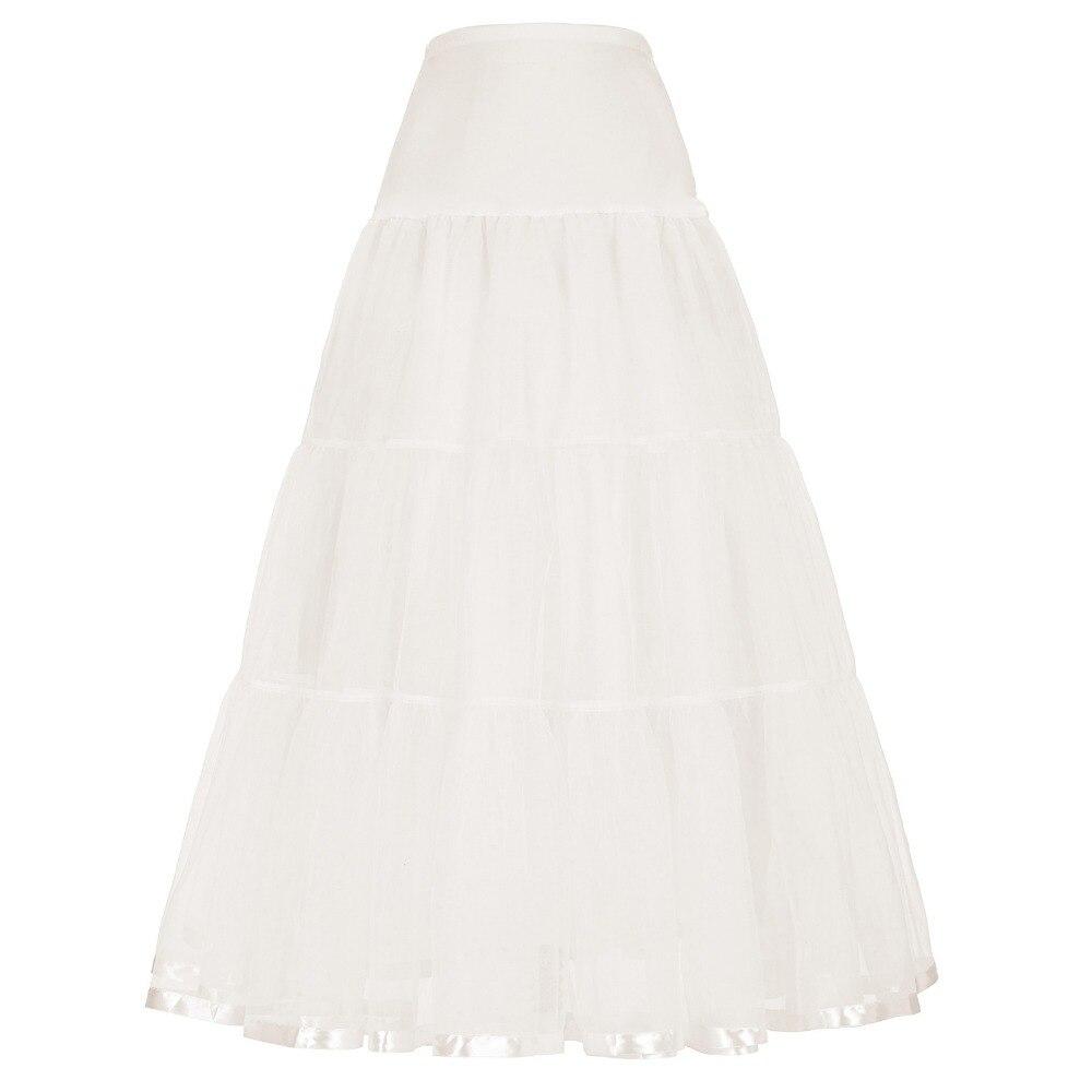 fashion black white tulle skirts womens pleated skirt