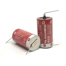 MasterFire 10pcs/lot New Original MAXELL ER17/33 3.6V 1600mAh Lithium Batteries PLC Battery (ER17/33)