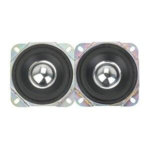Image 4 - Aiyima 2 Stuks 2.75 Inch Audio Speaker 4Ohm 15W Uplifting Hoek Neodymium Magnetische Full Range Speaker Diy