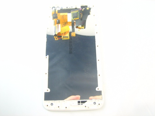Replacement Full LCD Display + Touch Screen Digitizer + Frame for Motorola Moto X Style XT1572 XT1575 White