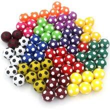Мячи для настольного футбола 8 шт мячи футбольных мячей eco