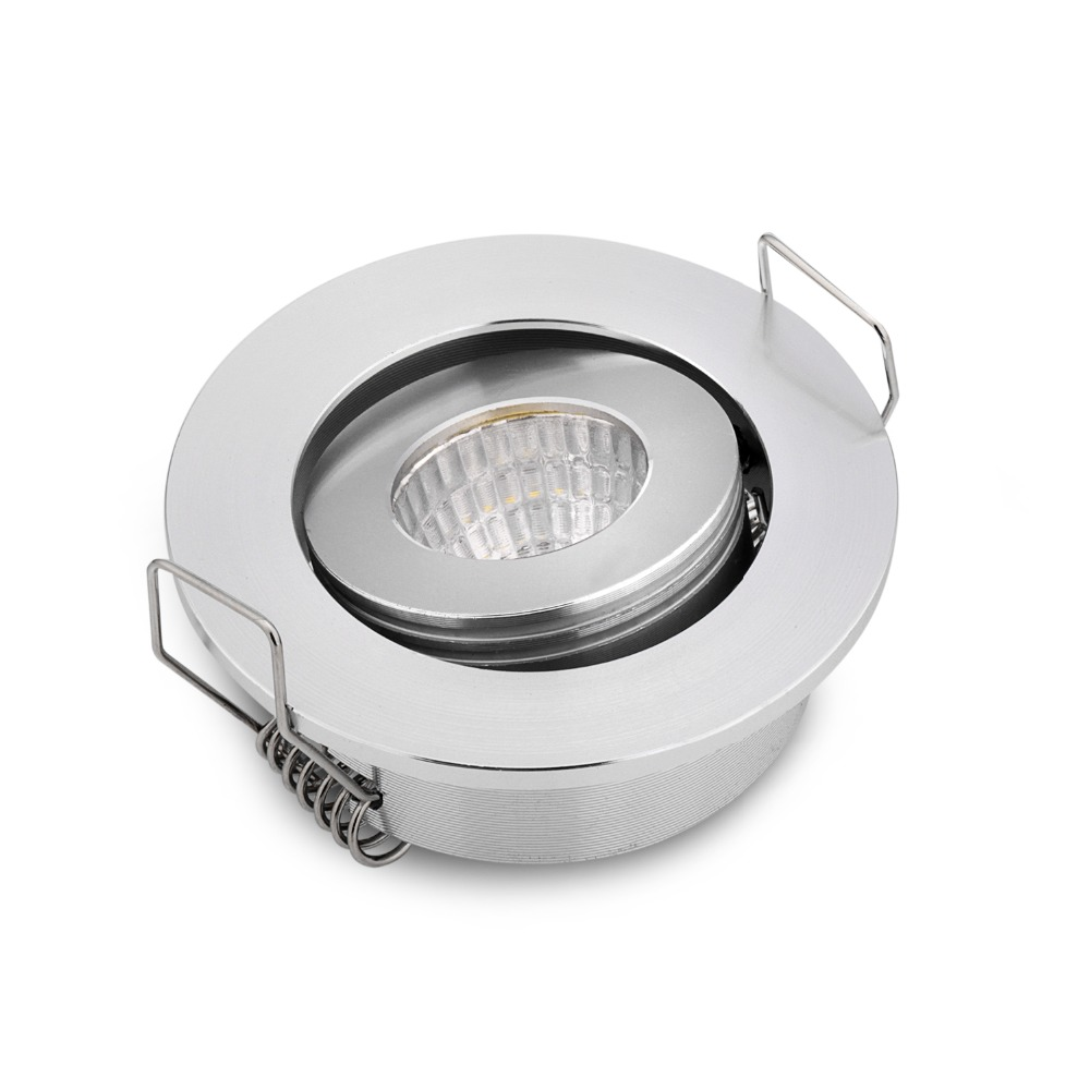 Inbouw Led Spots Dimbaar 2pcs Lot Under Cabinet 3w Cob Mini Led Spot Inbouw Dc12 24v Indoor Lamp Rond Non Dimbaar