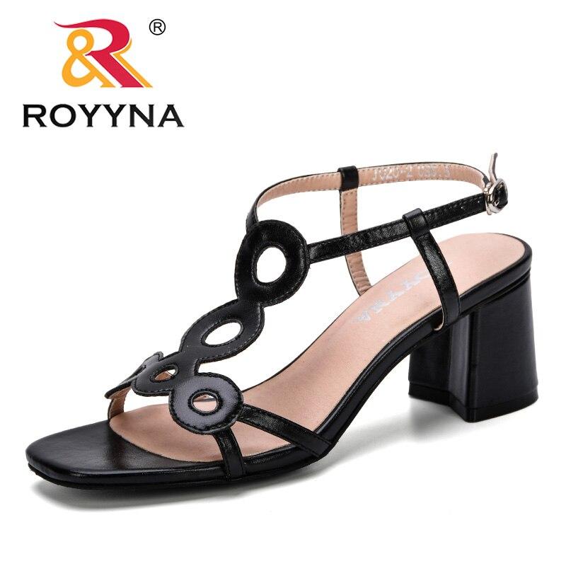 ROYYNA 2019 New Fashion Women Sandals