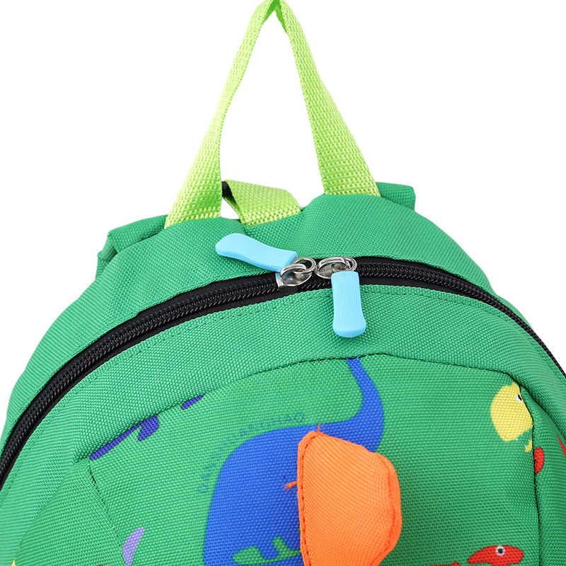 Dinosaurus Print Rugzak Voor Jongens Meisjes Kinderen Rugzakken Kids Kleuterschool Kleine Schooltas Animal School Tassen Rugzak Mode