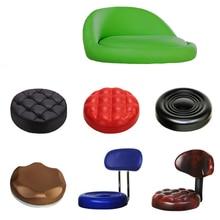 Asiento de Silla de cuero sintético para Gamer, Taburete de esponja para jugadores, accesorios para Silla