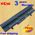 7800 мАч Новый Аккумулятор Для Ноутбука Asus eee pc 1001px батареи 1005 1005 H 1005 P 1101HA AL31-1005 AL32-1005 ML32-1005 PL32-1005