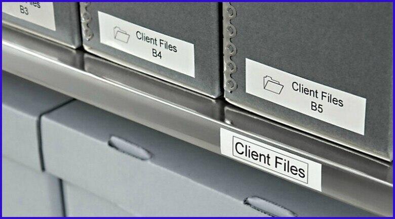 LUDEOU For Dymo Labelwriter 450 Label Printer Label Maker Tapes 99014  Address Sticker 101mm*54mm 220pcs/roll Label Writer