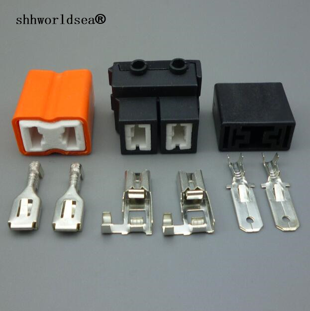 9005 pACK OF 2 HB3 CERAMIC BULB CONNECTOR HOLDER HIGH TEMPERATURE