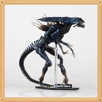 High Quality 20CM Neca Alien vs Predator Alien Queen PVC Action Figure Model Toyf