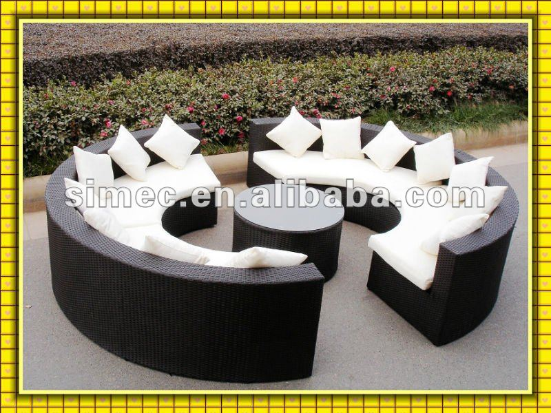 2013 factory hot sale cheap price outdoor wicker furniture ...