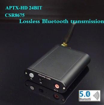 DIYERZONE Bluetooth 5.0 CSR8675 Transmitter Coaxial  Optical  Analog Input L11-53