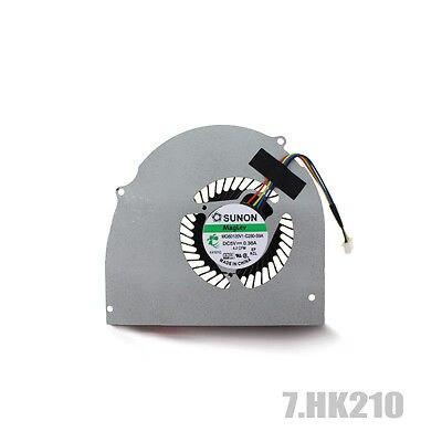 Охлаждающий вентилятор для процессора ноутбука Dell Latitude E6540 072XRJ MG60120V1-C280-S9A DFS501105PR0T FC7Y