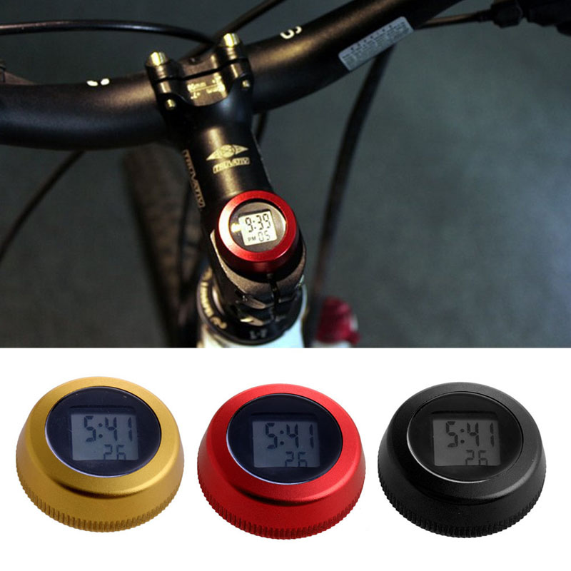 Universal Waterproof Digital Bicycle Bike LCD Cycling Stopwatch Cycling Clock