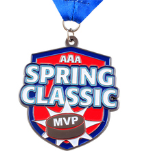 custom you medals cheap Spring classic medal OEM metal lacquer own LOGO
