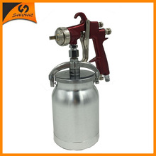 SAT1179 high quality spray gun automatic 1.7 pneumatic guns professional air paint airbrush sprayer