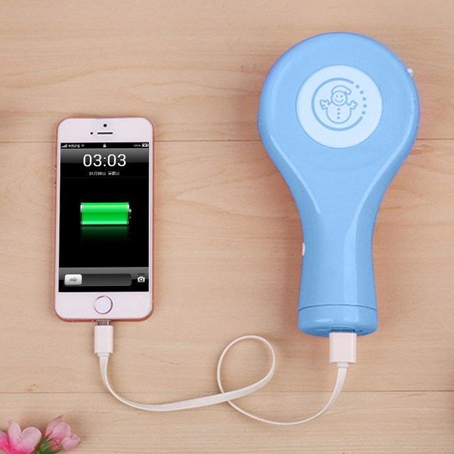 Portable Beauty Mini Fan USB Colling Fan Hand Held Spray Humidification Rechargeable Charging 2000MA Lithium Battery Ventilador