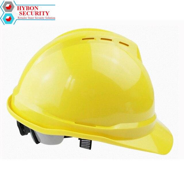 32451e30cd721 1 pcs Segurança Capacete Protetor Auditivo Veiligheidshelm de Construção  Construção Capacete de Proteção Da Cabeça de