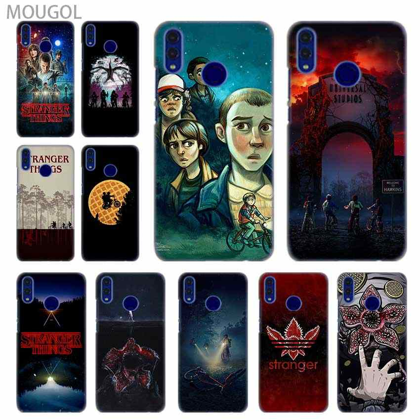 SHELI phone shell case cover for Huawei Honor 4C 5X 6 6X 6C 7 7X 7C 7a Pro 8 8X 9 10i Lite 8a Stranger Things