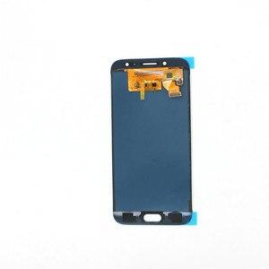 Image 5 - Có Thể Điều Chỉnh Màn Hình LCD Dành Cho Samsung Galaxy Samsung Galaxy J7 Pro 2017 J730 J730F Màn Hình Hiển Thị LCD Với Bộ Số Hóa Cảm Ứng Thay Thế Có Khung
