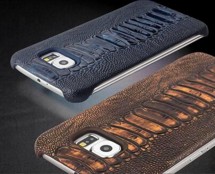QIALINO շքեղ իրական կաշվե հեռախոս պատյան - Բջջային հեռախոսի պարագաներ և պահեստամասեր - Լուսանկար 5