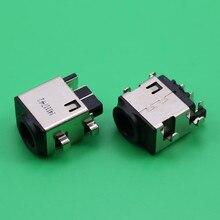 10 pces conector de tomada de tomada de tomada do porto do chicote de potência da c.c. para samsung np300 np300e4c 300e4c np300e5a np300v5a np305e5a
