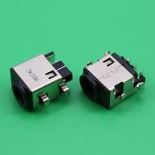 10pcs DC Power ג ק מחבר המתח רתם נמל Plug Socket עבור Samsung NP300 NP300E4C 300E4C NP300E5A NP300V5A NP305E5A