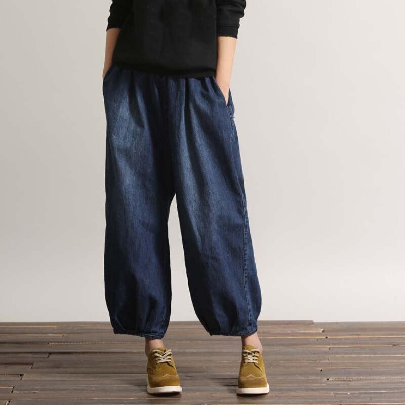 Online Get Cheap Elastic Waist Capri Jeans -Aliexpress.com ...