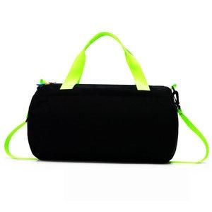 Image 4 - 2019 Swimming Bag Dry & Wet Separation Sports Bag for Travelling and Swimming Waterproof Swimming Handbag Training Shouler Bags