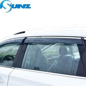 Image 2 - Window Visor for Honda EVERUS S1 2011 2018 deflectors guards for Honda EVERUS S1 2011 2012 2013 2014 2015 2016 2017 2018 SUNZ