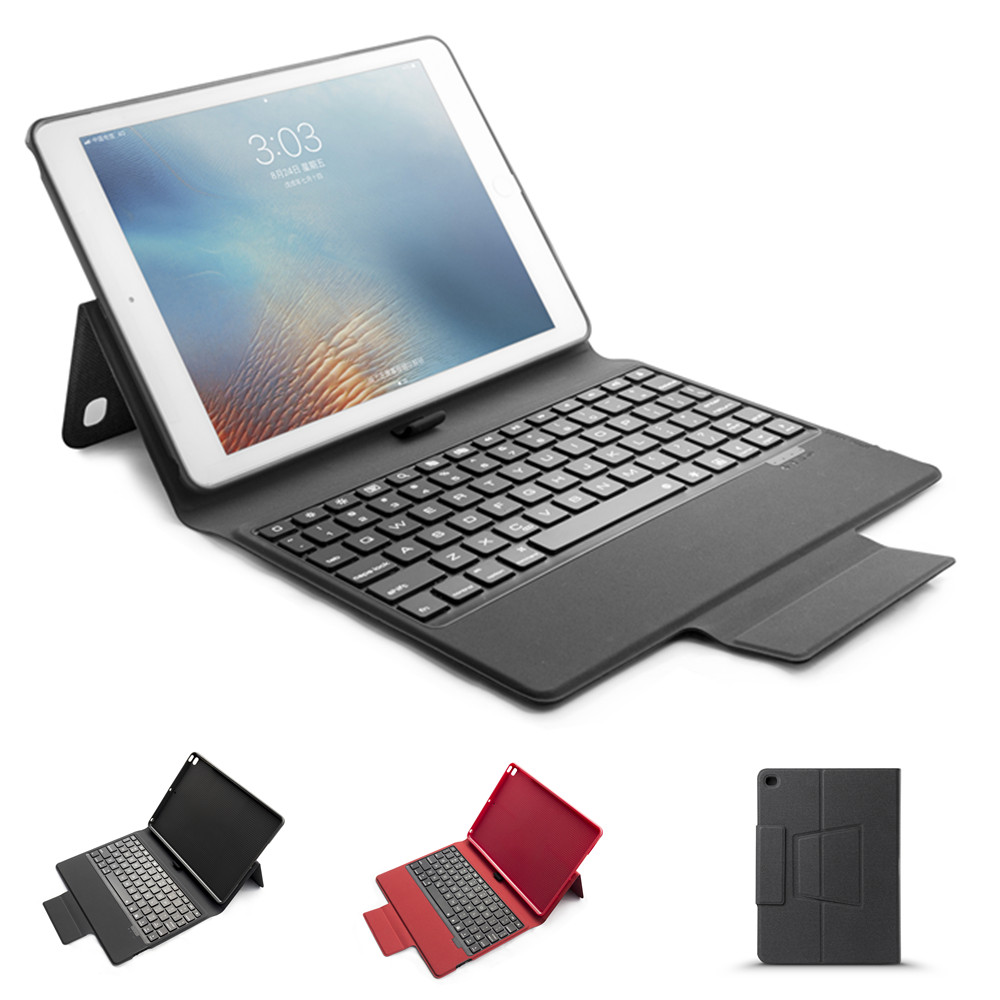 For iPad Pro 10.5 Air 10.5 2019 Case Bluethooh Keyboard Smart Sleep Stand Cover Pencil Holder Cases For iPad Pro 11 2018 CaseFor iPad Pro 10.5 Air 10.5 2019 Case Bluethooh Keyboard Smart Sleep Stand Cover Pencil Holder Cases For iPad Pro 11 2018 Case