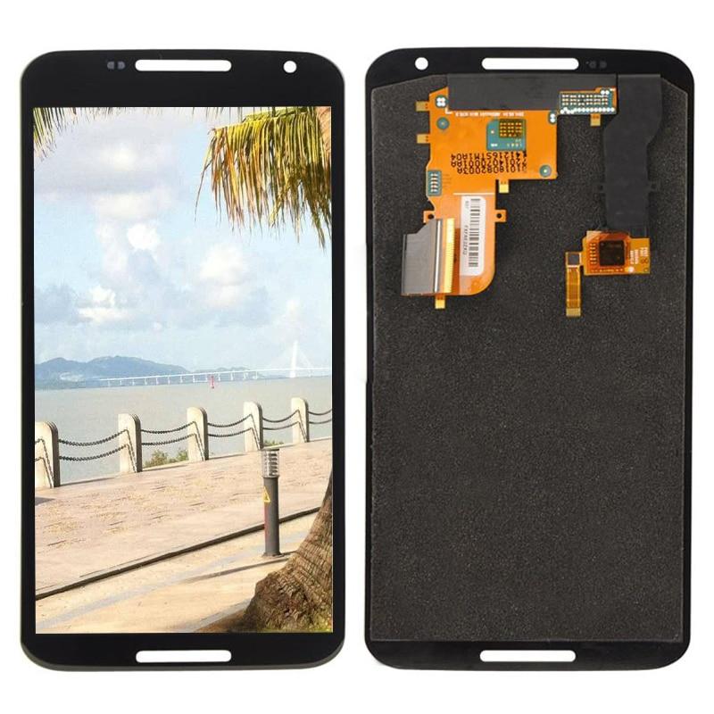 Pour Motorola Google Nexus 6 Moto X Pro XT1100 XT1103 XT1105 LCD écran tactile numériseur assemblée