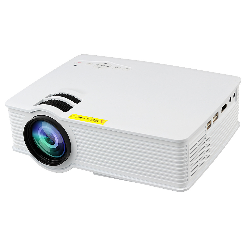 Image 3 - S90Wifi Portable Android 6.0 Wifi LED 3D Projector Smart Home Theater Beamer Multimedia Proyector Support Full HD 1080P Video-in LCD Projectors from Consumer Electronics