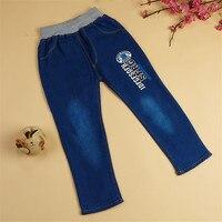 boys jeans retail spring summer baby boy jeans cotton letters pants for kids boy fashion children autumn trousers 2017