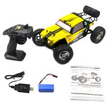 1/12 2.4G 26km/h 4WD RC Truggy Thruster Off Road Desert Truck High SpeedCar Two Speed Mode RC Racing Car Model Toys For Children(China)