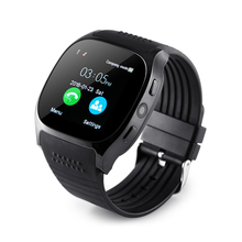 Bluetooth Smart Watch for Android IOS Phone with  Mood Tracker Wearable Devices Support Sim TF Card Men Smartwatch
