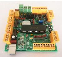 1 pcs Integrated Circuit 4 Axis USB CNC Controller Interface Board CNCUSB MK1 USBCNC 2.1 Substitute MACH3+DVD Disk