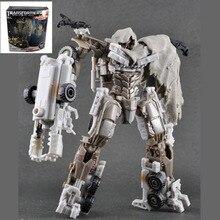Преобразование 4 Роботов Мегатрон Темная Сторона Луны Рис Модель Автомобиля Игрушки Подарок для Детей BXJG008