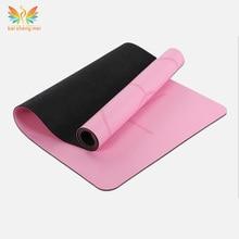 natural rubber ecofriendly nonslip for bikram best yoga mat for hot yoga fitness easy to fold gym mat