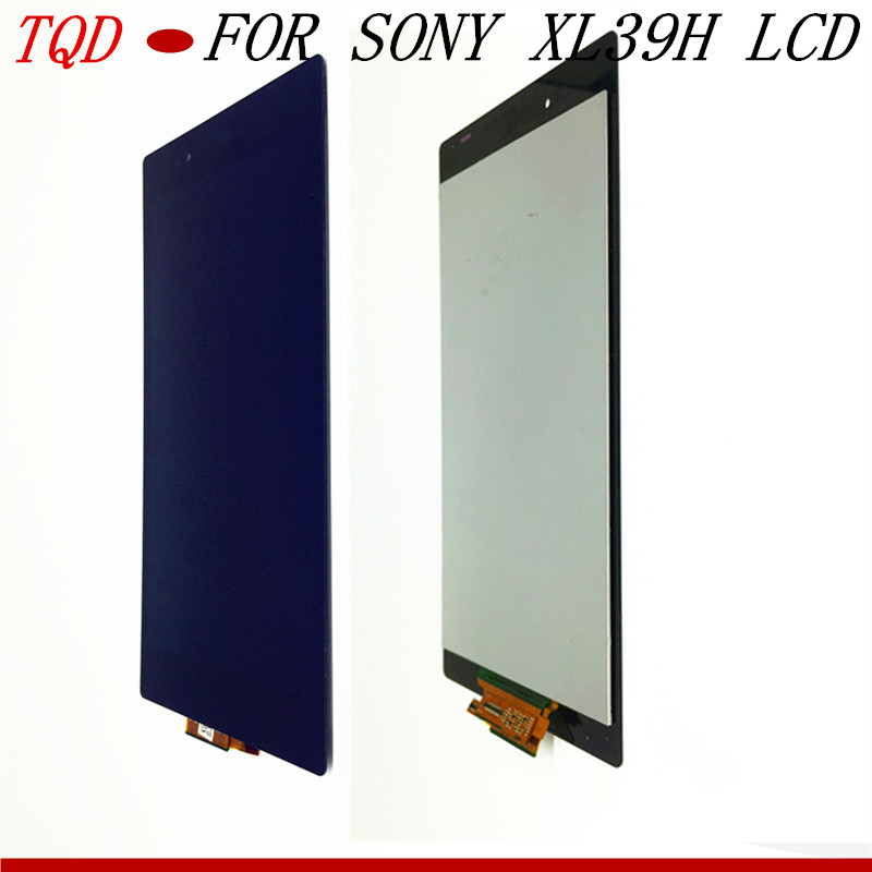 XL39H LCD For Sony Xperia Z Ultra XL39h Display XL39 C6802 C6806 LCD Display Touch Screen With Digitizer Assembly For C6833 LCD