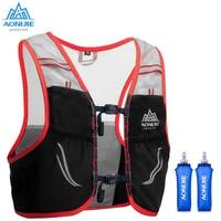 Aonijie C932 2.5L Lightweight Backpack Running Vest Nylon Bag Cycling Marathon Portable Ultralight Hiking Running back bag