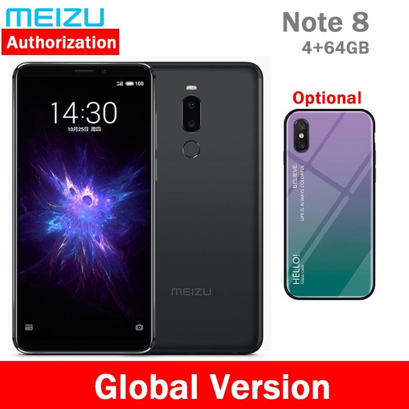 Instock Global Version Meizu Note 8 NOTE8 4GB RAM 4G LTE Snapdragon 632 Octa Core 6