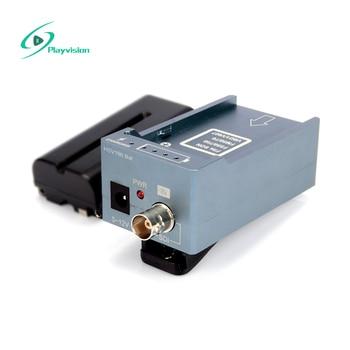 HSV190 191Bat SDI Naar HDMI/HDMI NAAR SDI converter Adapter SD/HD-SDI/3G-SDI 1080 p HD Video Converter Draagbare Mini Maat